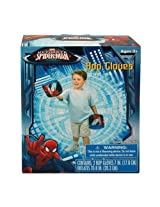 WeGlow International Marvel Ultimate Spiderman Inflatable Bop Gloves, Set of 2