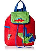 Stephen Joseph Quilted Backpack, Dino