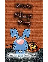 Satan yn Bunny Mae'r Conspiracy Calan Gaeaf (Welsh Edition)