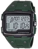 Timex Expedition Grid Shock Digital Display Grey Dial Men's Watch - TW4B02600