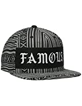 Famous Stars and Straps Men's Baja Snapback Hat