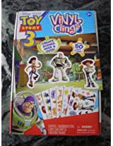 Disney Pixar Toy Story 3 Vinyl Clings