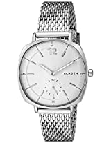 Skagen Rungsted Analog White Dial Women's Watch - SKW2402