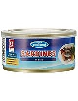 Oceans Secret Sardines in Brine, 180g