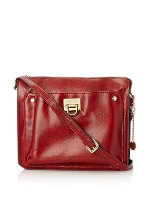 Ivanka Trump Women's Rebecca Cross-Body Shoulder Bag (Rouge)
