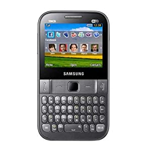 Samsung Chat 527 GT-S5270 (Tech Silver)