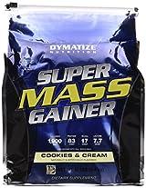 Super Mass Gainer 12 lbs Cookies & Cream (Bag)