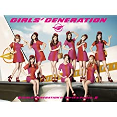 GIRLS' GENERATION II ~Girls &amp; Peace~()(CD+DVD+ObY)