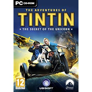 UBI Soft The Adventures Of Tintin PC Game