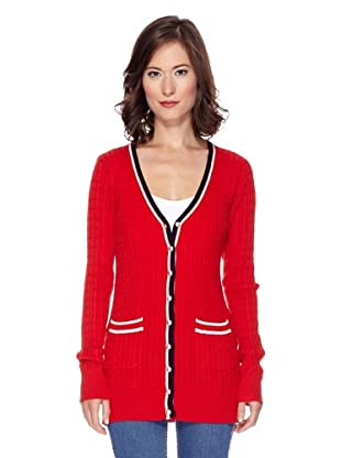 Yumi Original Cardigan (Red)