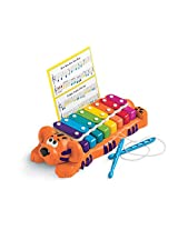 Little Tikes Jungle Jamboree Tune the Tiger, Multi Color