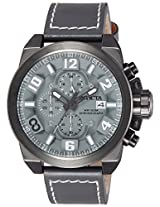 Invicta Analog Grey Dial Men's Watch - 18992