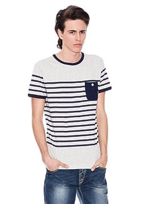 Gio Goi Camiseta Eachway (gris carbón)