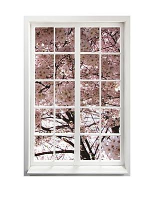 Art Addiction Spring Window VI, Vertical