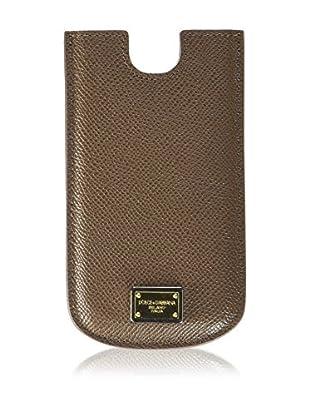 Dolce & Gabbana Custodia Cellulare  Grigio Topo