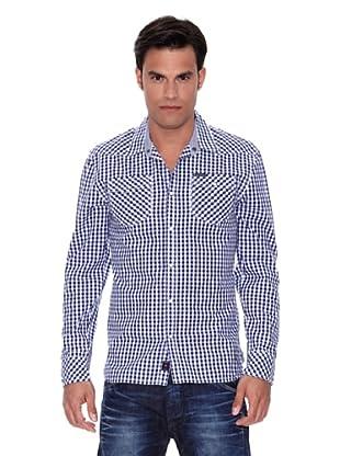 Pepe Jeans London Camisa Calipso (Azul / Blanco)
