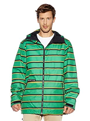 Burton Jacke Faction Ins (murphy marcos stripe)