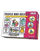 Creative Educational Aids 0629 People Who Help Us