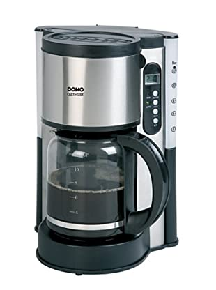Domo DO417KT, LCD - Máquina de café