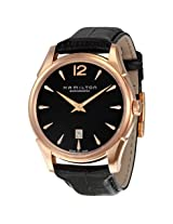 Hamilton Jazzmaster Black Dial Automatic Men'S Watch - Hml-H38645735