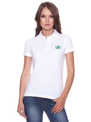 Polo Club Poloshirt Mobile (Weiß)
