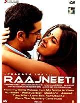 Raajneeti, The Politics (DVD) - Prakash Jha - Sony Music Home Entertainment(2010)