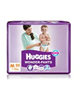 Huggies Wonder Pants Medium Size Diapers (20 Count)