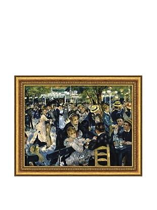 Pierre-Auguste Renoir Le Moulin de la Galette, 1876 Framed Canvas, 18
