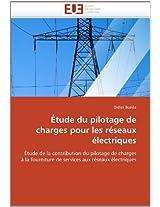 Etude Du Pilotage de Charges Pour Les Reseaux Electriques (Omn.Univ.Europ.)