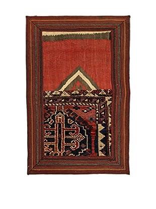 Navaei & Co Teppich Persian Classic Patchwork mehrfarbig 100 x 65 cm