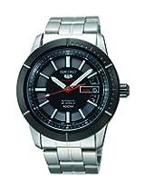 Seiko Analog Black Dial Men's Watch - SRP341K1