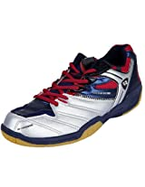 YONEX WORLD CHAMP SC3 PRO (Silver / Navy) Badminton Shoes