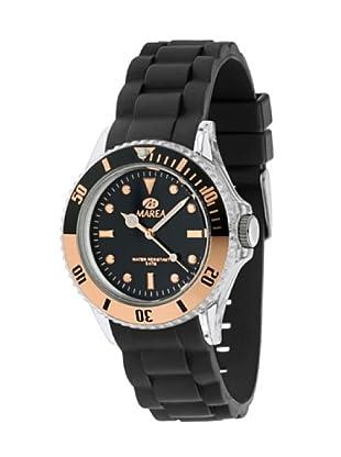 Marea 32052/3 - Reloj Unisex silicona Negro