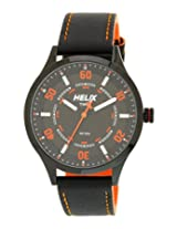 Helix Aviator Analog Black Dial Men's Watch - 03HG02