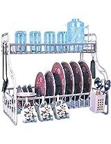 Tootal Kitchen Rack Multi Purpose 2 Tier Medium