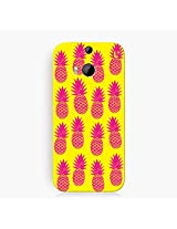 Pop Pineapples HTC One M8 Cover