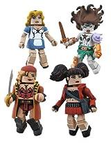 Diamond Select Toys Femme Fatales Minimates Series 2 Box Set