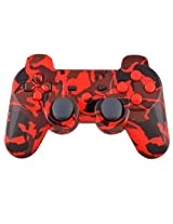 Red Camo Ps3 Rapid Fire Modded Controller 30 Mode for COD Ghost Black Ops 2 Cod Mw3