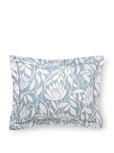 Villa Home Lotus Pillow Sham (Blue)