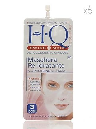 HQ Kit De 6 Productos Mascarilla Hidratante 15 ml cad.