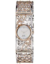 Titan Raga Analog White Dial Women's Watch - NE9932KM01J