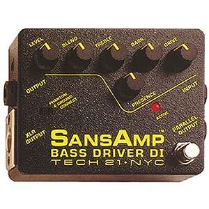 SANSAMP BASS DRIVER DI