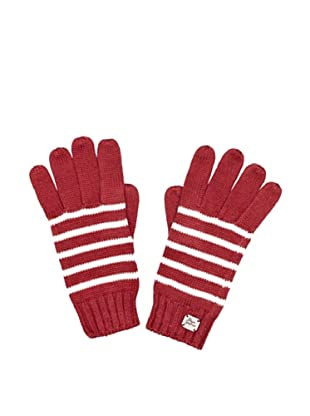 Pepe Jeans London Guantes Fortis Gloves (Rojo)
