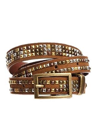 Custo Cinturón Ast (marrón)