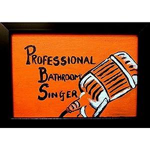 ART BEAT PROFESSIONAL BATHROOM SINGER