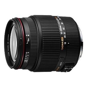 【クリックで詳細表示】Amazon.co.jp|SIGMA 高倍率ズームレンズ 18-200mm F3.5-6.3IIDC HSM ソニー用 APS-C専用|カメラ通販