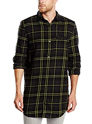 Cheap Monday Camicia Uomo Hid Check