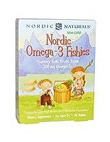 Nordic Naturals, Nordic Omega-3 Jellies, Yummy Tutti Frutti, 300 mg, 36 Jellies