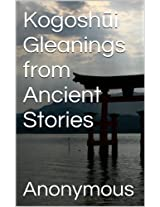 Kogoshūi Gleanings from Ancient Stories