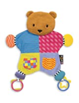 Kids Preferred Amazing Baby Blanket Teether Bear